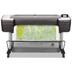 HP Designjet T1700 44 in Wide Format Inkjet Printer