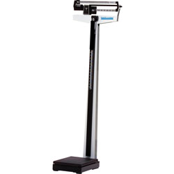 Health-O-Meter 402KL Physicians Scale, 350 Lb Capacity