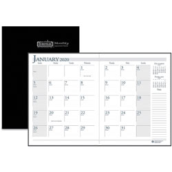 House Of Doolittle Economy Monthly Planner, 14 Mons Dec/Jan, 8-1/2 inx11 in, BKWE