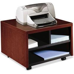 "Hon Printer/Fax Stand, Mobile, 20""x19-7/8""x14-1/8"", Mahogany"