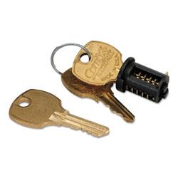 Hon Core Removable Lock Kit, Black