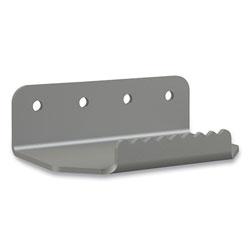 Hon Armless Foot Pull, 5 x 3.75 x 1.5, Titanium, 5/Pack