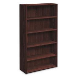 Hon Foundation Bookcases, 32.06w x 13.81d x 65.38h, Mahogany