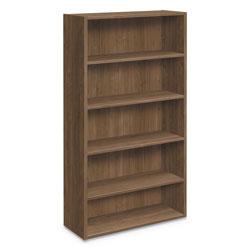 Hon Foundation Bookcases, 32.06w x 13.81d x 65.38h, Pinnacle