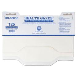 Hospeco Health Gards Toilet Seat Covers, 3000/Carton
