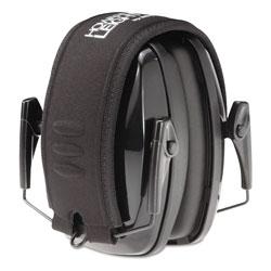 Honeywell Leightning L3 Noise-Blocking Folding Earmuffs, 23NRR, Black/Gray
