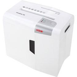 HSM shredstar X5 Cross-Cut Shredder, Shreds up to 5 Sheets, 4.7-Gallon Capacity