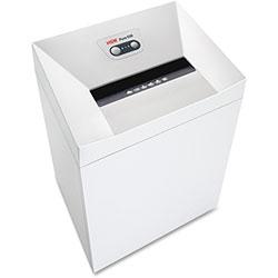 HSM Strip-Cut Shredder, 30 Sheet Cap, 19-1/2 in x 14-1/4 in x 28 in, White