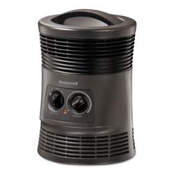 Honeywell 360 Surround Fan Forced Heater, 9 x 9 x 12, Gray