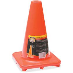 Honeywell Traffic Cone, 12 in, Orange