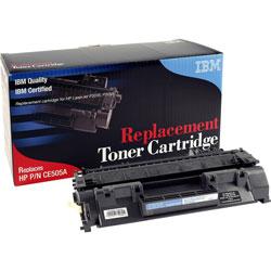 IBM Remanufactured Toner Cartridge, Alternative for HP 05A (CE456A, CE457A, CE459A, CE461A, CE505A)