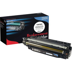 IBM Toner Cartridge, Alternative for HP 508X, Black, Laser, High Yield, 12500 Pages, 1 Each