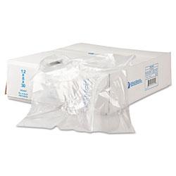 InteplastPitt Bun Rack and Pan Cover, 52 x 80, 1-Rack, 15 Micron, Clear, 50 Sheets