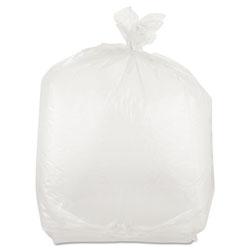 InteplastPitt Get Reddi Food & Poly Bag, 10 x 8 x 24, 22-Quart, 1.00 Mil, Clear, 500/Carton