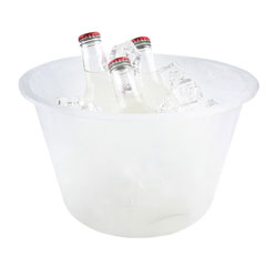 Innovative Designs Ice Bucket, Clear