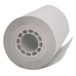 Iconex Direct Thermal Printing Thermal Paper Rolls, 2.25 in x 55 ft, White, 5/Pack