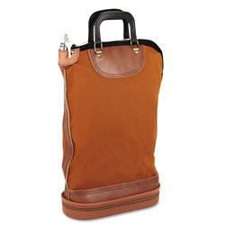SecurIT® Regulation Post Office Security Mail Bag, Zipper Lock, 14w x 18h