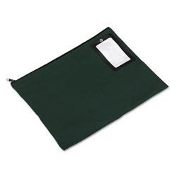SecurIT® Flat Dark Green Transit Sack, 18w x 14h