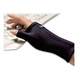 IMAK Products SmartGlove with Thumb Support, Medium, Black
