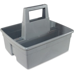 Impact Maids Basket, 11 in x 12-1/4 in x 5 in, Gray