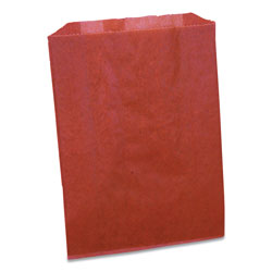 Impact Waxed Sanitary Napkin Disposal Liners, 7.5 x 0.3 x 10.3, Brown, 500/Carton
