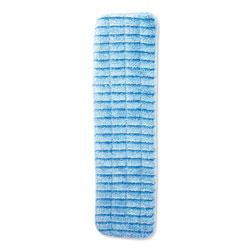 Impact Microfiber Wet Mops, 18 x 5, Blue