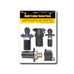 Innovative Vehicle-Side Trailer Circuit Tester Pack