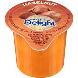 International Delight Liquid Coffee Creamer, Intl Delight, .5oz, 192/CT, Hazelnut
