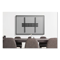 Innovera Fixed and Tilt TV Wall Mount for Monitors 32 in to 55 in, 16.7w x 2d x 18.3h