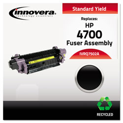 Innovera Remanufactured Q7502A (4700) Fuser, 100000 Page-Yield,