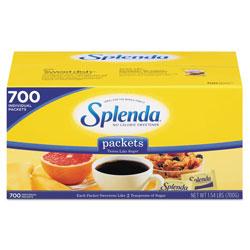 Splenda® No Calorie Sweetener Packets, 700/Box