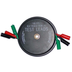 Kastar 3 x 10' Retractable Test Leads