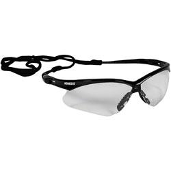 Jackson Safety* Safety Eyewear, V30 Nemesis, 12/CT, Clear