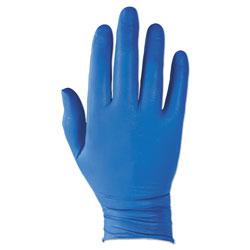 KleenGuard* G10 Nitrile Gloves, Artic Blue, Large, 2000/Carton
