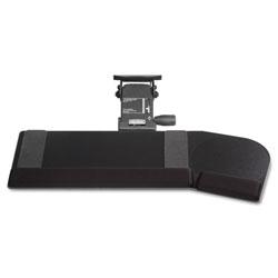 Kelly Computer Supplies Lever Less Lift N Lock California Keyboard Tray, 28 x 10, Black