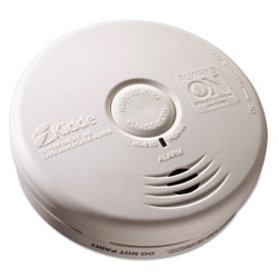 Kidde Safety Kitchen Smoke/Carbon Monoxide Alarm, Lithium Battery, 5.22 inDia x 1.6 inDepth