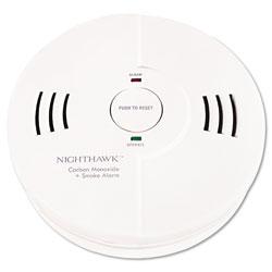 Kidde Safety Night Hawk Combination Smoke/CO Alarm w/Voice/Alarm Warning