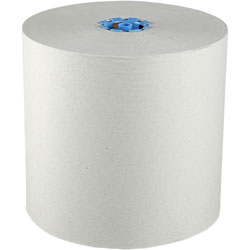 Scott® Pro Hard Roll Paper Towels with Elevated Scott Design for Scott Pro Dispenser, Blue Core Only, 1150 ft Roll, 6 Rolls/Carton