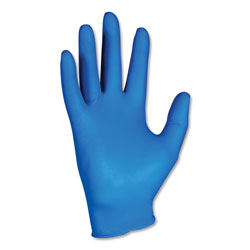 KleenGuard* G10 Nitrile Gloves, Artic Blue, Large, 200/Box
