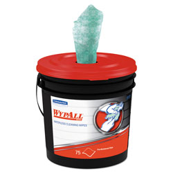 WypAll* Waterless Hand Wipes, Herbal Fragrance
