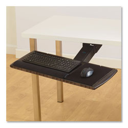 Kensington Adjustable Keyboard Platform with SmartFit System, 21.25w x 10d, Black