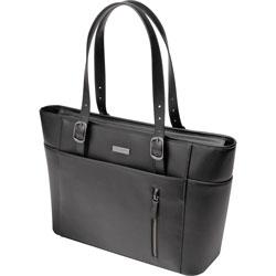 Kensington Laptop Tote, 15.6 in, Black