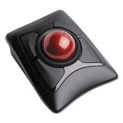 Kensington Expert Mouse Wireless Trackball, 2.4 GHz Frequency/30 ft Wireless Range, Left/Right Hand Use, Black