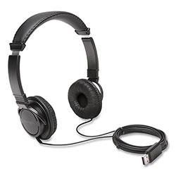 Kensington Hi-Fi Headphones, Black