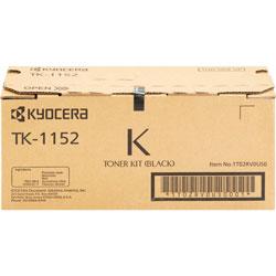 Kyocera Toner Cartridge, f/ Ecosys M2635dw, 3000 Page Yield, Black