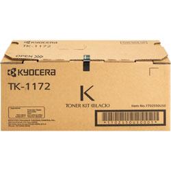 Kyocera Toner Cartridge, f/ M2640, 7200 Page Yield, Black