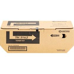 Kyocera Toner Cartridge, f/ P3045, 12,500 Page Yield, Black