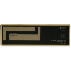 Kyocera Toner Cartridge, 35,000 Page Yield, Black