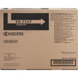 Kyocera Toner Cartridge f/3010I, 20,000 Page Yield, Black