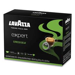 Lavazza Expert Capsules, Espresso Decaf, 0.31 oz, 36/Box